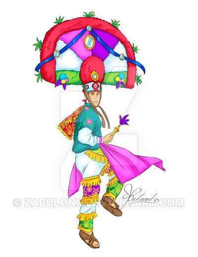 Danza De La Pluma by zabulonx on DeviantArt | Danzas mexicanas ...