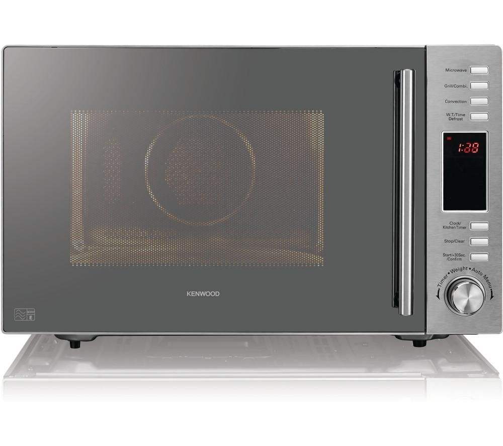 Kenwood Stainless Steel Microwave Model