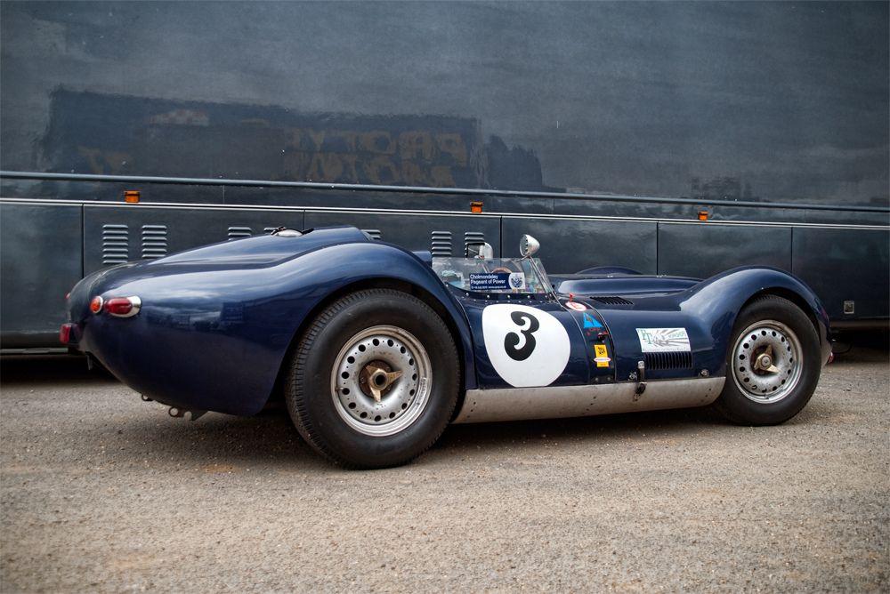 Lister #Jaguar