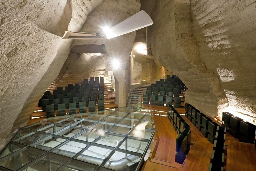 "Special mention: ""Sassi"" Office Matera – Casa Cava Auditorium and Cultural Centre – Matera, Italy"