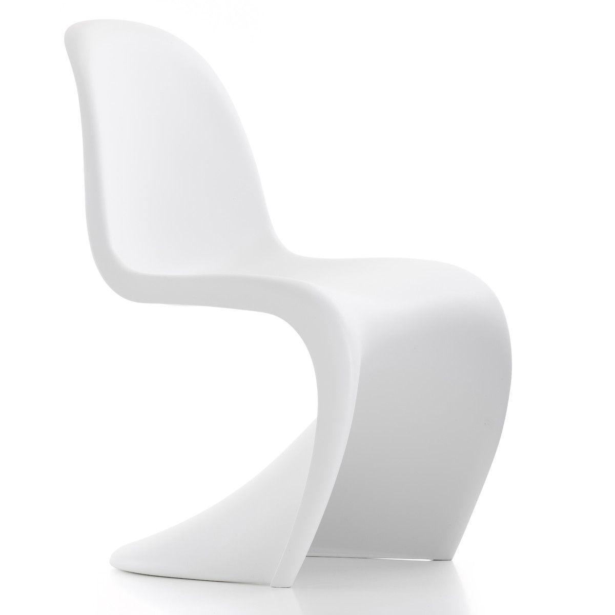 Vitra Panton Chair Weiss Mit Bildern Panton Chair Modernes