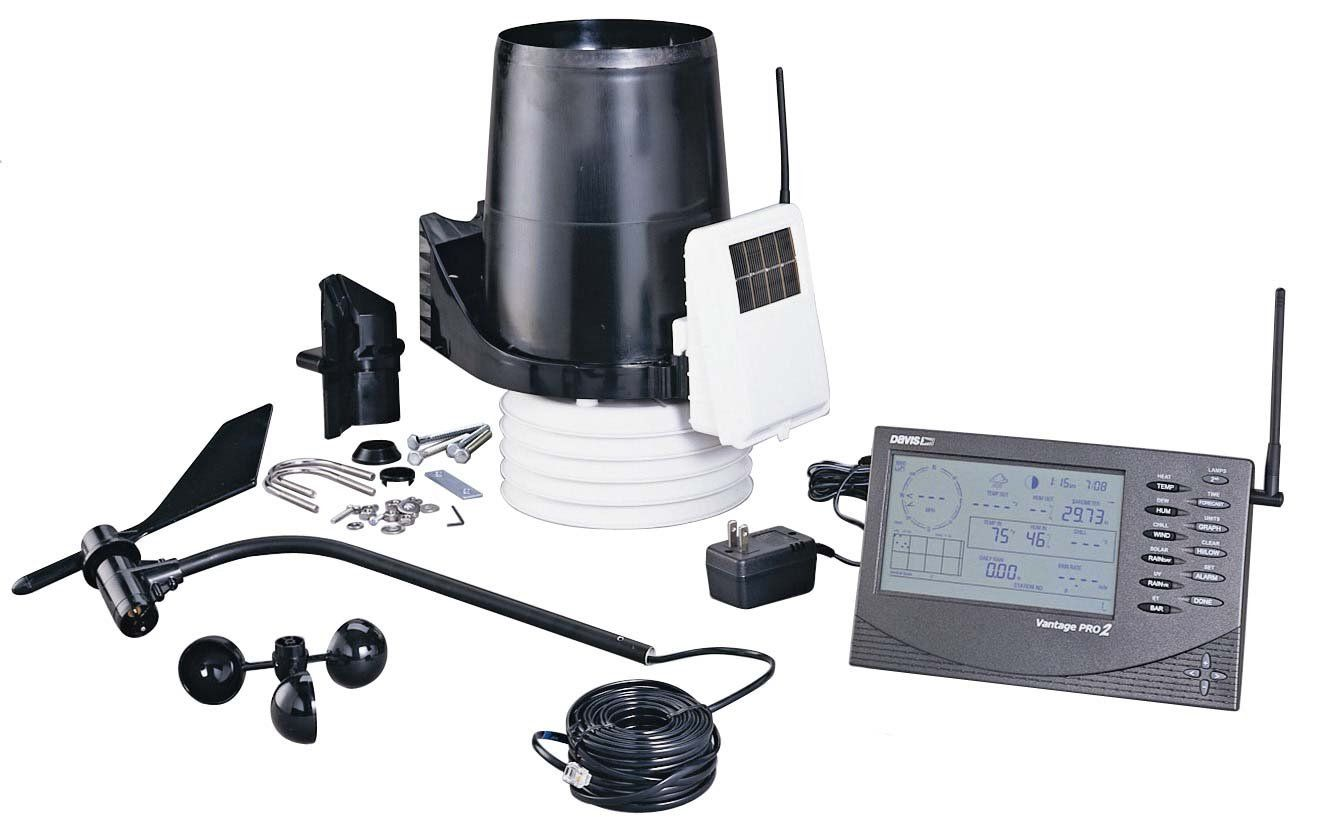 Davis Instruments Vantage Pro2 Weather Station