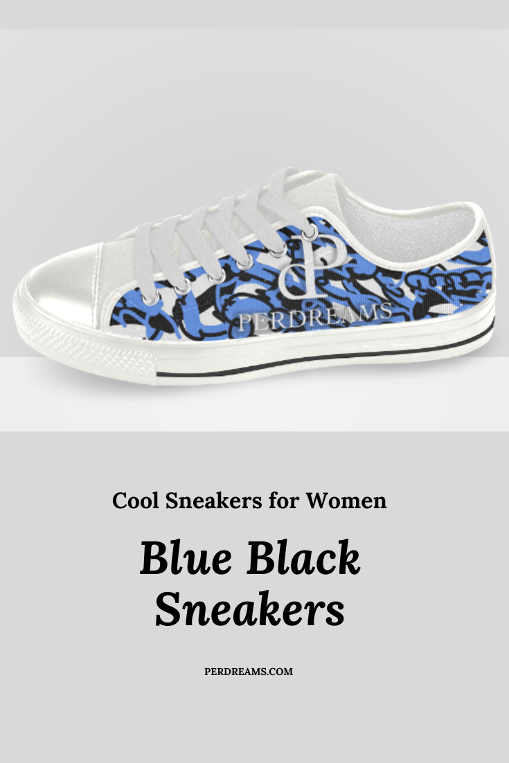 Designed for fashion women, stylish and personalized. High quality rubber out-sole, tough enough to withstand daily wear and tear. Lace-up closure, full canvas upper, offers an adjustable fit and durability. #sneakers #sneakersforwomen #shoesforwomen