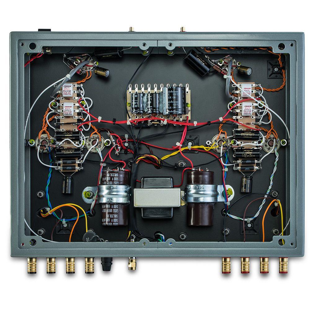sa 1 vacuum tube stereo amplifier in 2019 elektronik stereohigh quality sa 1 vacuum tube stereo [ 1000 x 1000 Pixel ]
