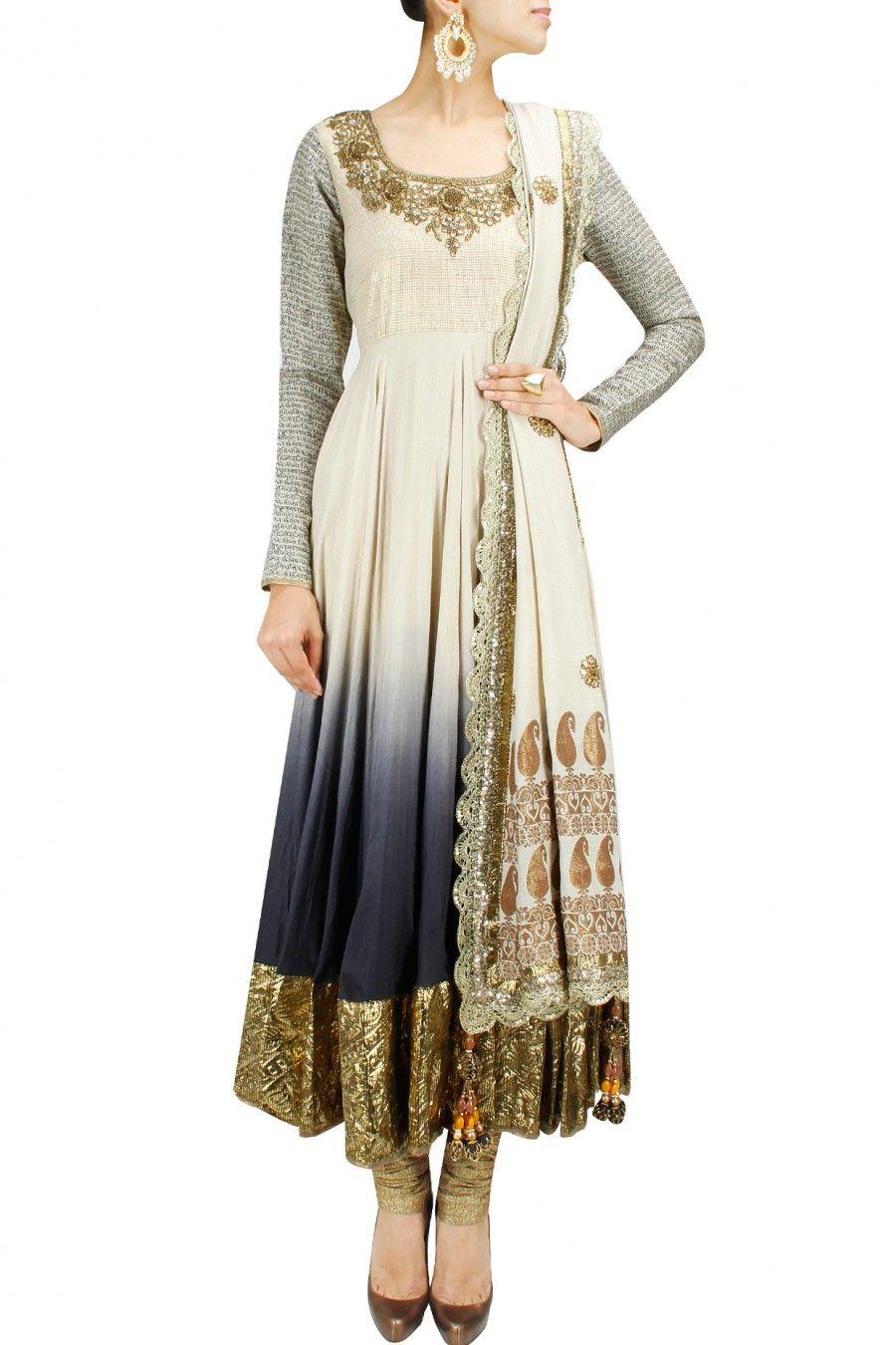 Vikram Phadnis   Trendy dresses, Floral maxi dress ...