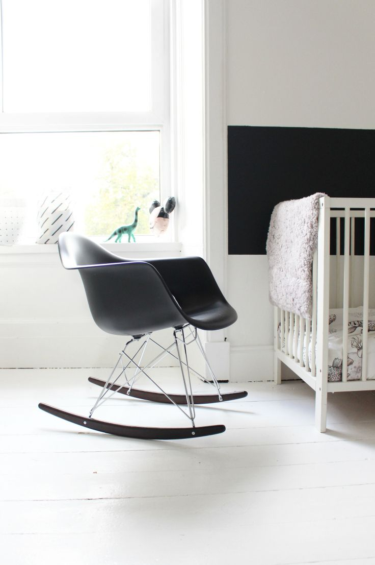 Pash Living – Eames rocking chair perfect in the nursery