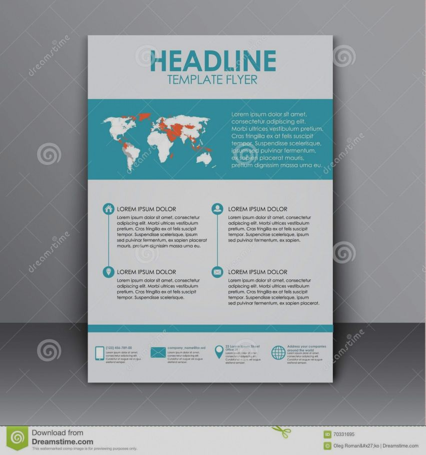 Images Of Informational Flyer Template S Flyers/Brochures Inspo