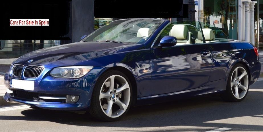 2010 Bmw 335i Cabriolet 3 Series E93 Convertible With Images