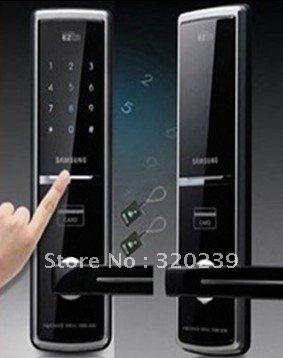 SAMSUNG Fingerprint door lock ,Digital Door Lock EZON SHS 5120-in