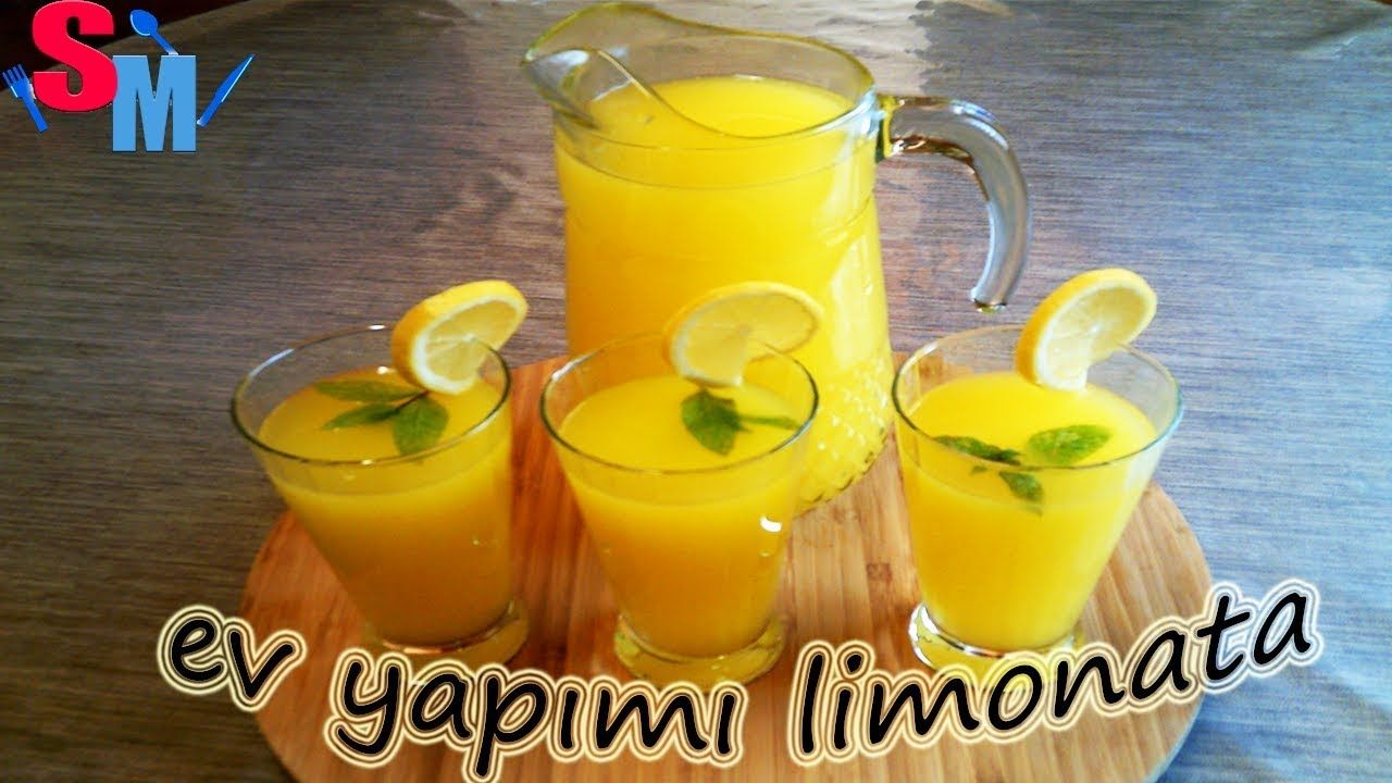 Limonata Nasıl Yapılır – Yemek Tarifleri