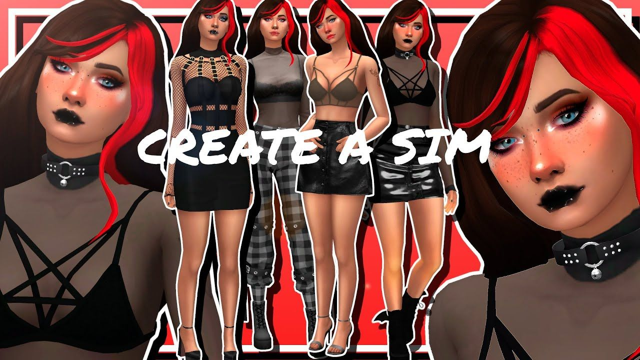 LILY HARRIS The Sims 4 Create A Sim DOWNLOAD + CC
