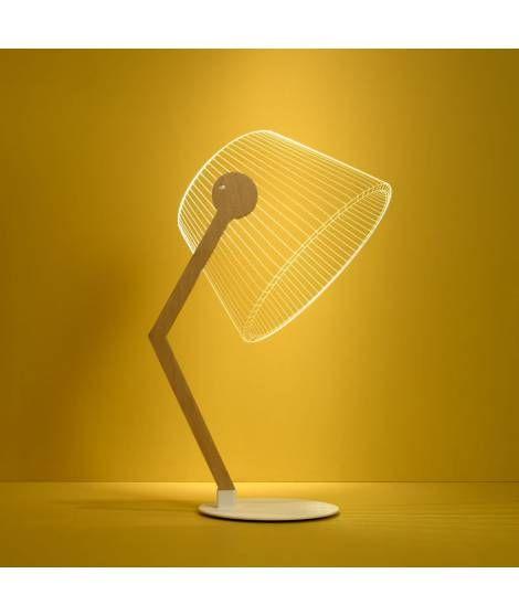 Ziggy Bulbing De Bureau 3d Lumière Lampe LedLampes JF1TKlc