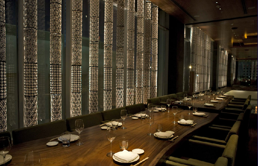 Private Dining Rooms Miami The 10 Best Restaurants In Dubai  Restaurants Luxury And Modern