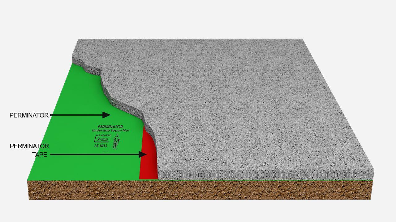 Concrete Vapor Barriers Leading Edge