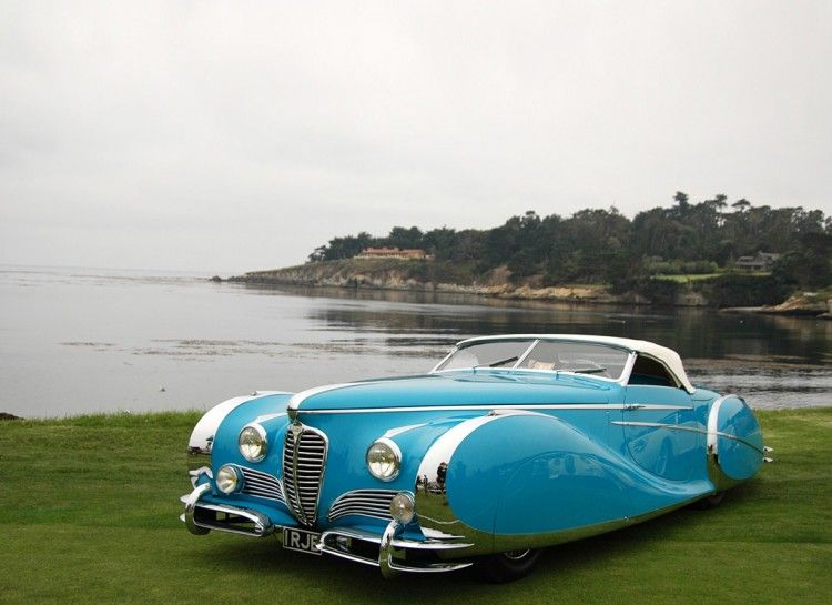 17 Cars So Unique There Is Only One Delahaye Roadsters