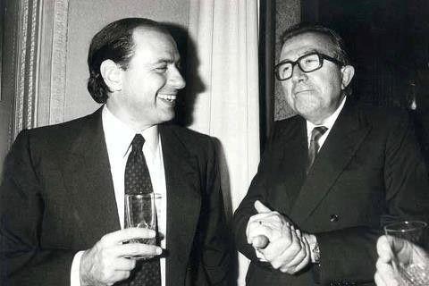 i due più grandi perseguitati della storia Italiana...