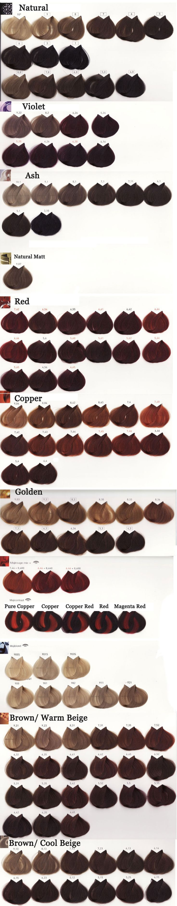 Loreal Majirel Color Chart Hair Color Chart Loreal Hair Color Chart Hair Color Chart Loreal Hair Color