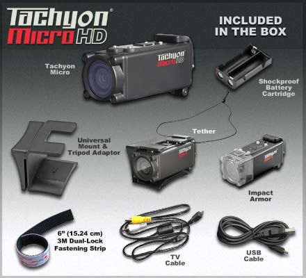 Official Site For The Tachyon Bikercam Motorcycle Video Camera