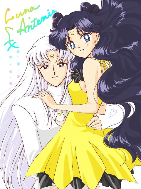Artemis Luna Y Diana En Su Forma Humana Pagina 3 Luna