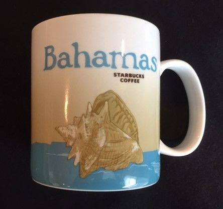 Starbuck Bahamas Icon Mug Starbuck Icon Mug Collection