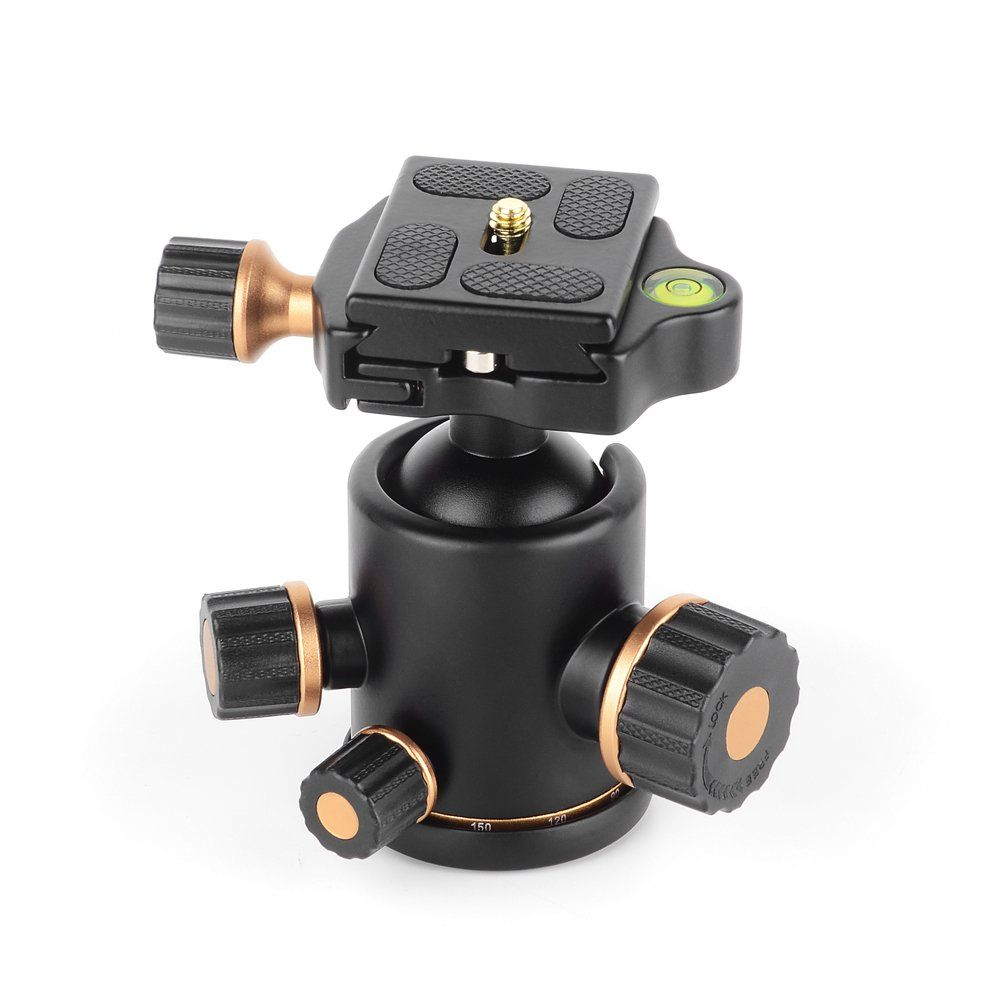 TP-FLTP-TBHD Sabrent Universal Flexible with Ball Head Bundle for Standard Tripod Mount