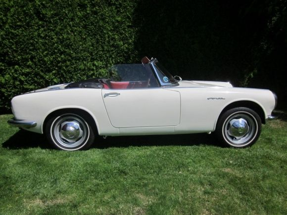 1965 Honda S600. A Simple, Classic Little Shape. Honda CarsImport CarsLuxury  ...