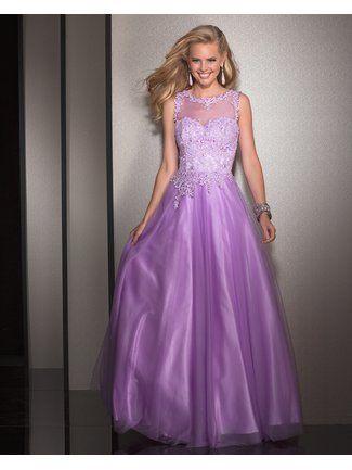Clarisse 2505 Lavender Dress