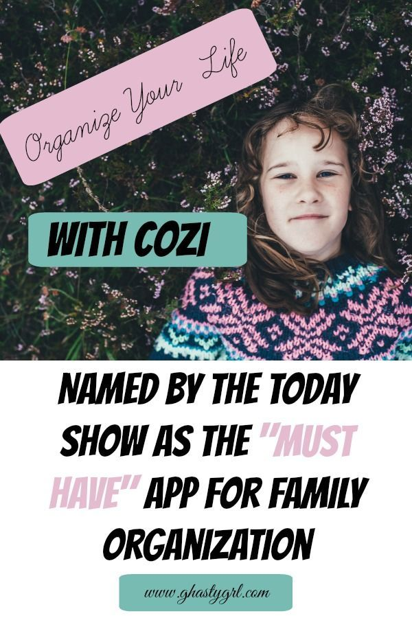 The Cozi app for iOS or Android ( yes, desktop too!) is