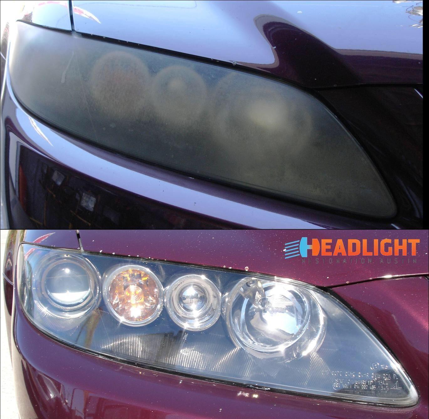 Pin by Auto Detailing Austin on Headlight Restoration