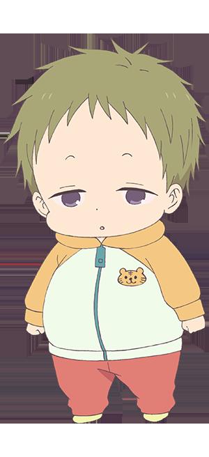 Kotaro Kashima Anime Baby Gakuen Babysitters Babysitter