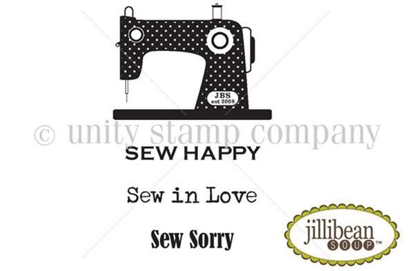 Itty Bitty IB-JS-159 Sew.Sew.Sew