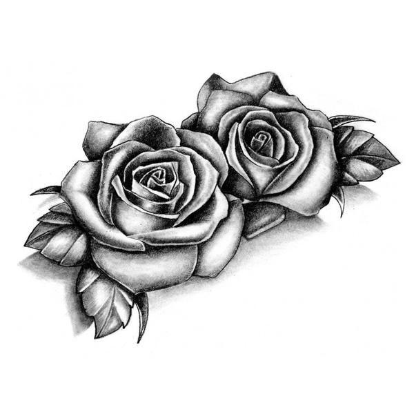 Venez Decouvrir Ce Super Tatouage Temporaire Ephemere Roses A