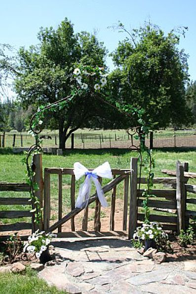 Big Creek Meadow Ranch venue option