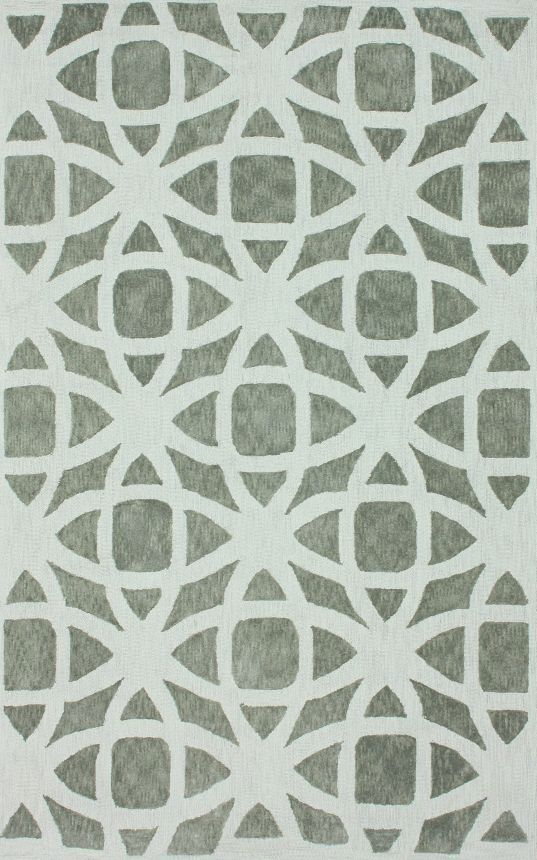 Elegance Cotton Trellis Silver Rug 80 Off Rugs Usa Rugs