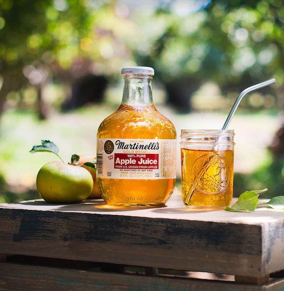 100 Apple Juice 25 4oz Still Juices S Martinelli Co Apple Juice Juice Sparkling Cider