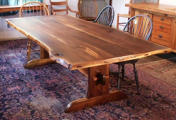 Bon Wood Dining Tables   West Barnstable Tables