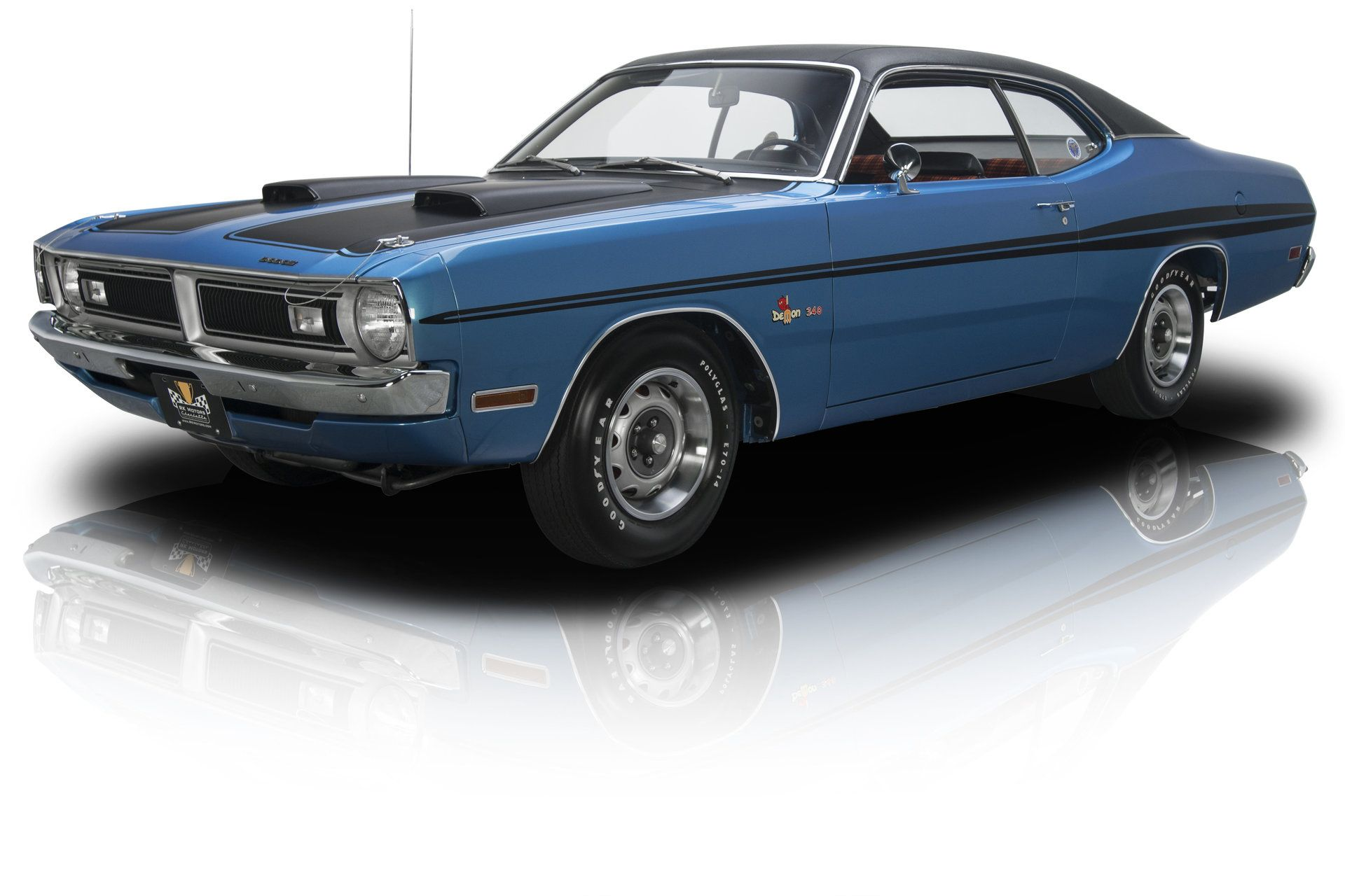 1971 Dodge Demon GSS Documented 1 of 1 Mr. Norm's Demon GSS 340 Six Pack V8  3 Speed Manual 3.91