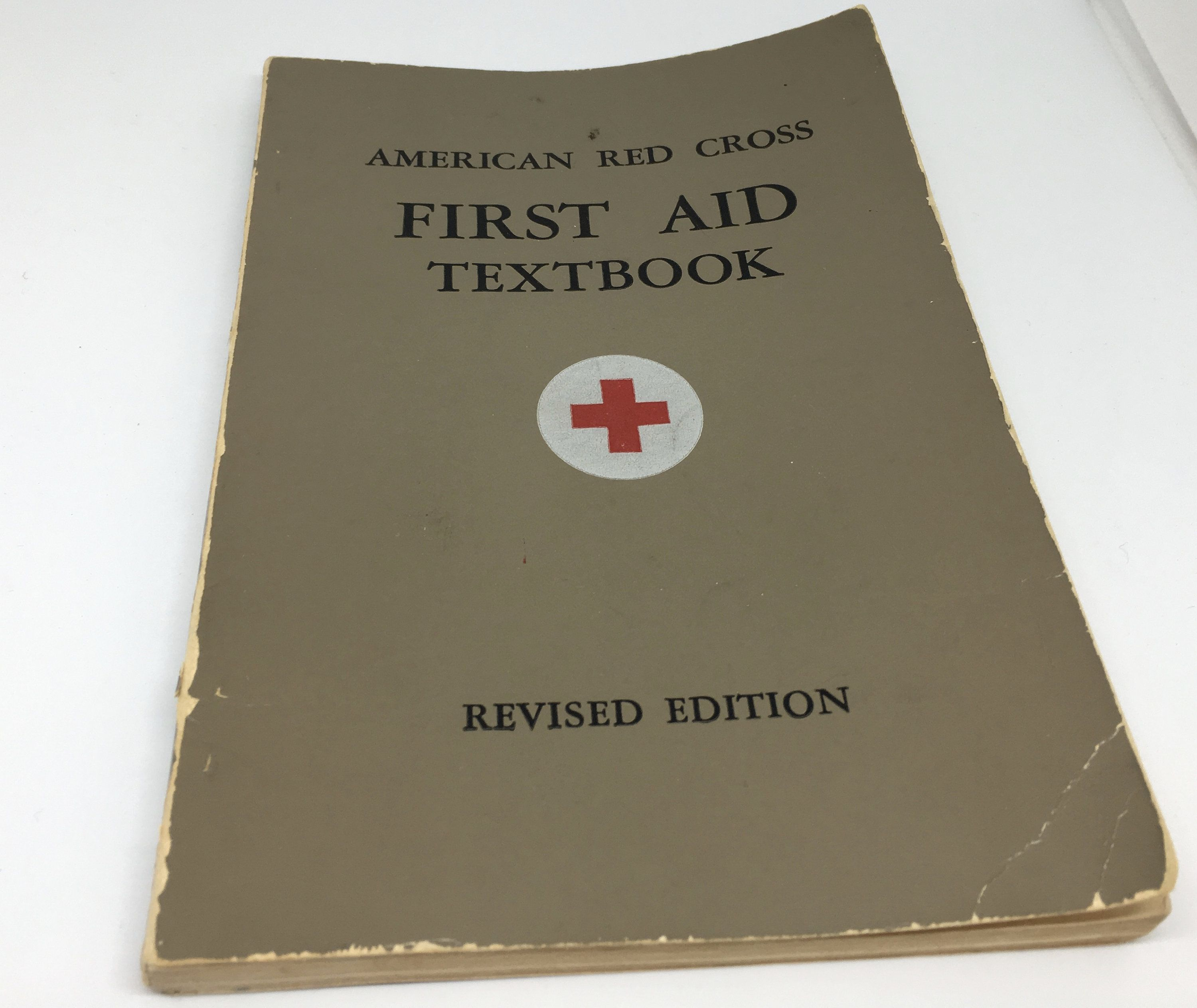 First Aid Manual Red Cross