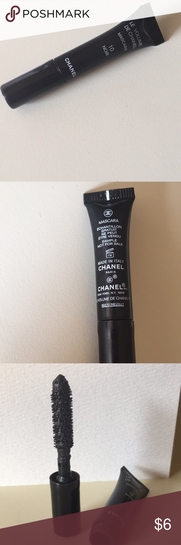 Chanel minimascara NWT Chanel mini, Chanel, Things to sell