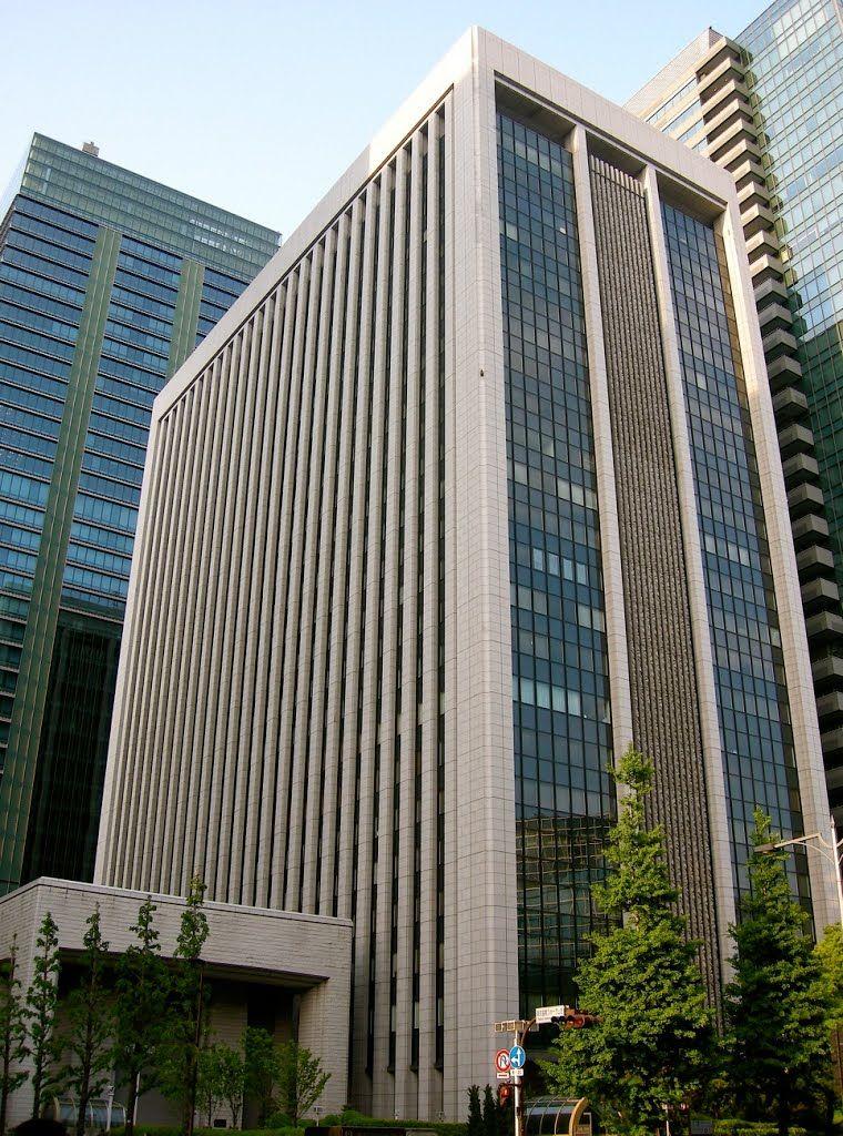 Mitsubishi Ufj Financial Group Chiyoda Tokyo World Wonderful Picture