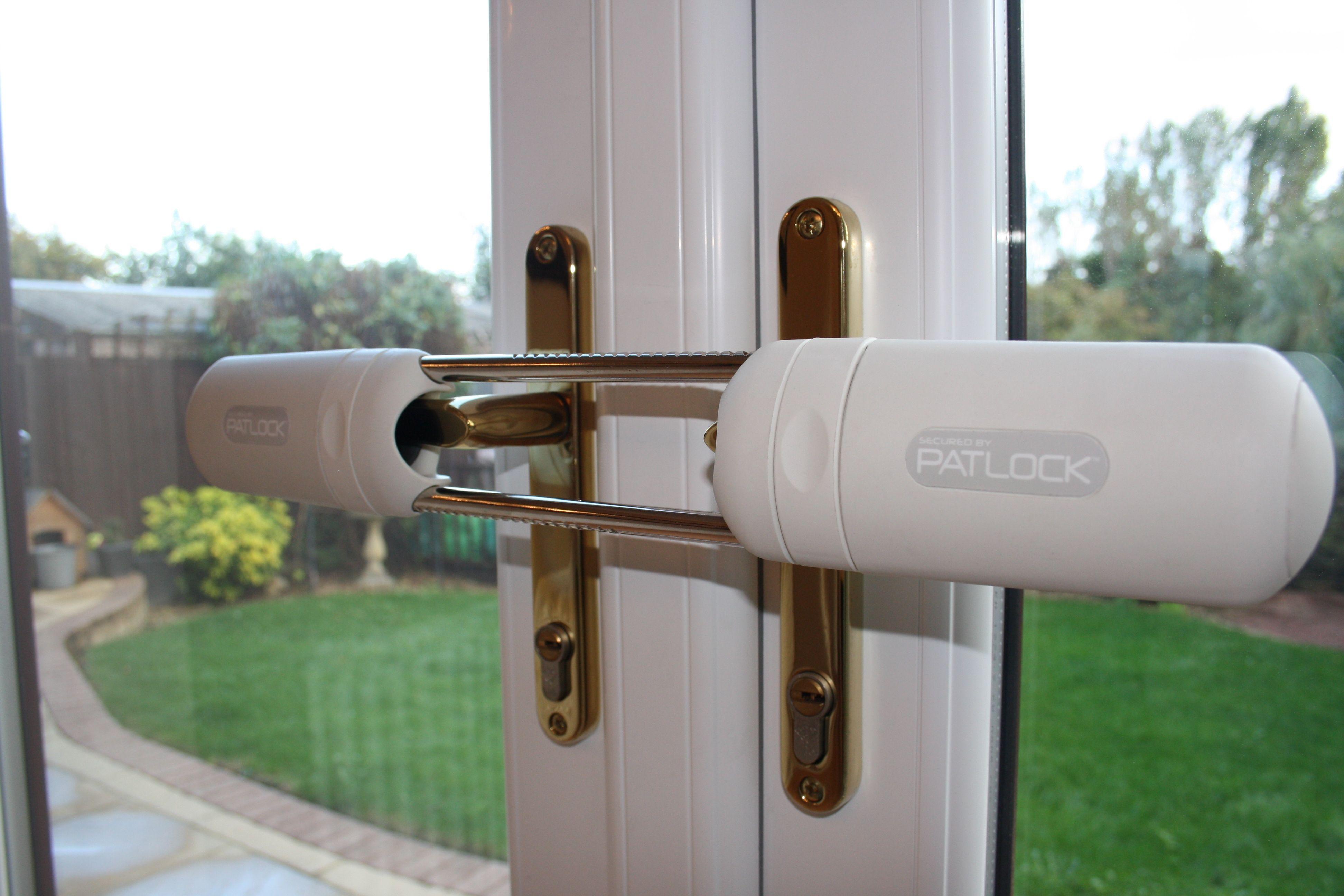 Patio Door Security Locks Patio Decor Pinterest Patio Doors
