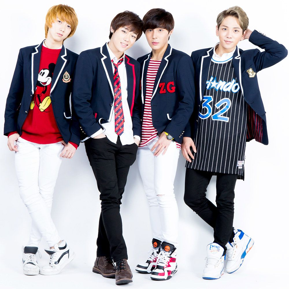 Male K Pop Group Zpzg S Disbandment Is Confirmed Koogle Tv Pop Group Kpop J Star