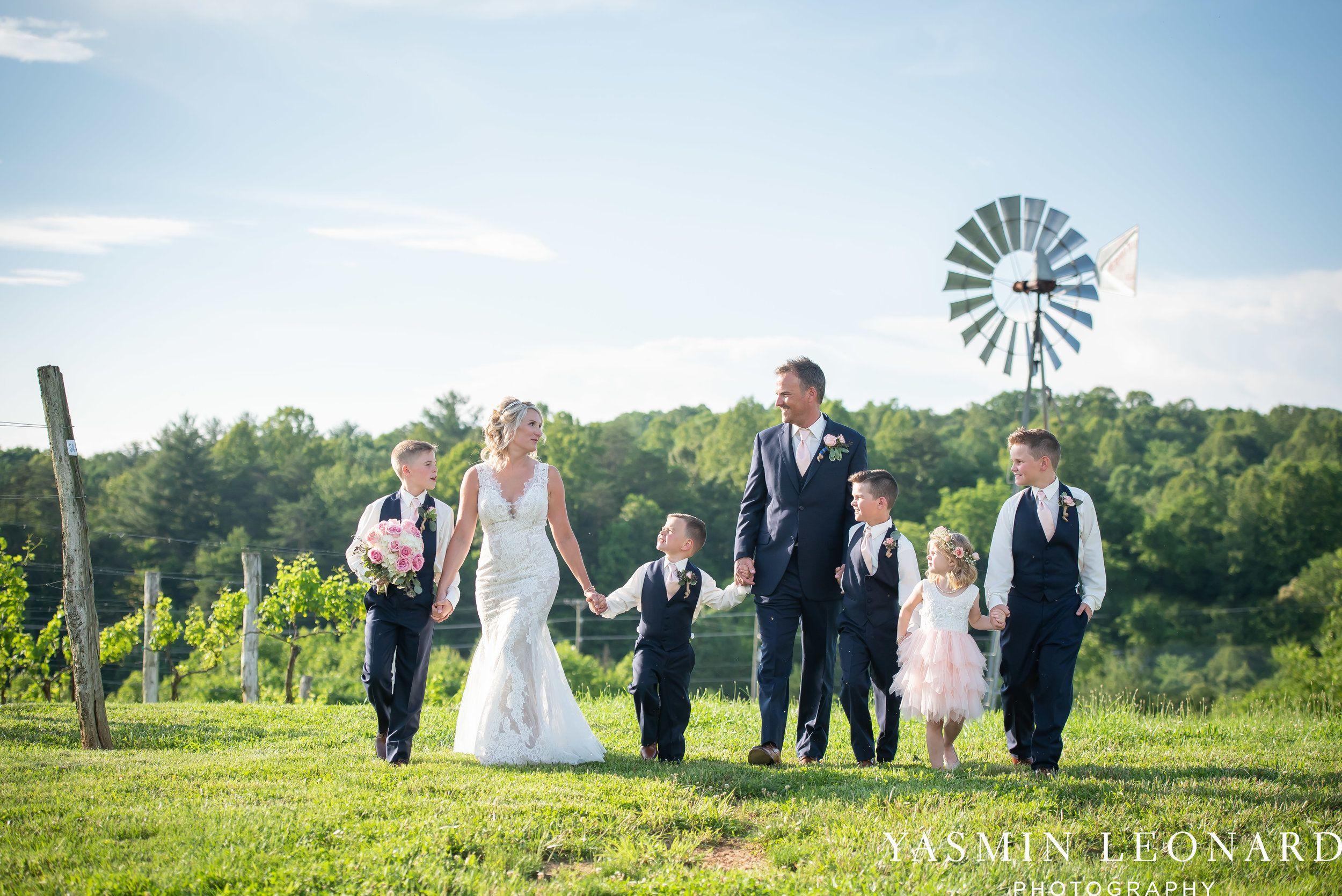 Elkin Creek Vineyard Elkin Creek Weddings NC Wine NC