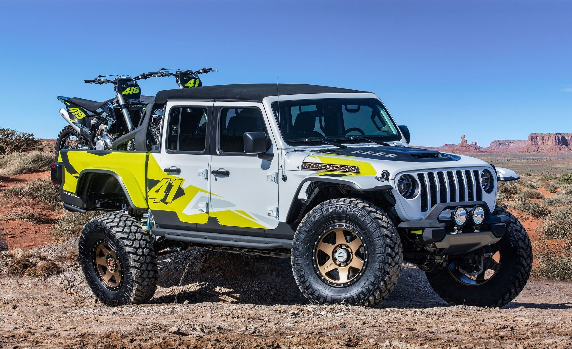 Just Revealed 2019 Easter Jeep Safari Concepts