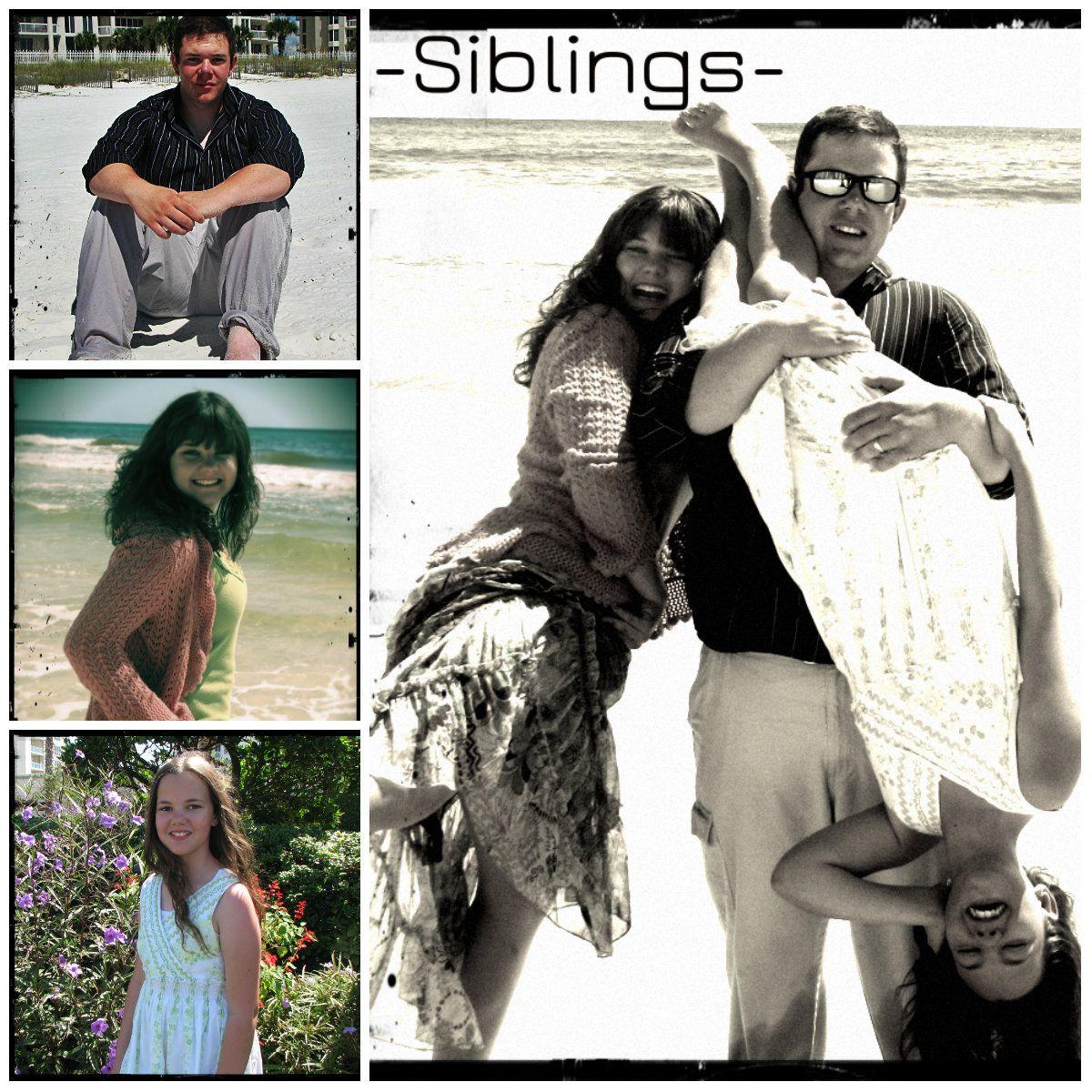 Me and my Siblings