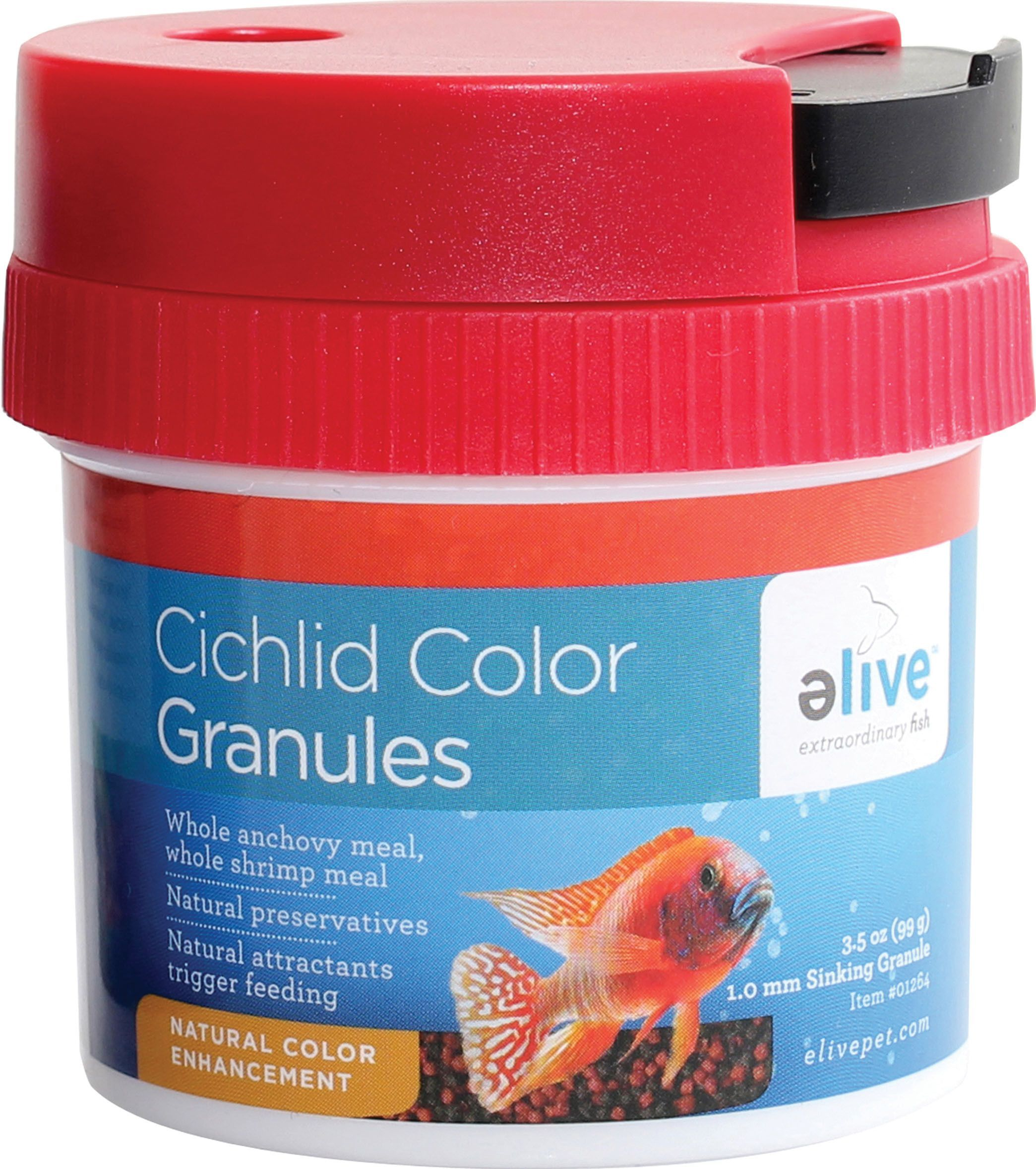 Cichlid Color Granules | Products | Pinterest | Products