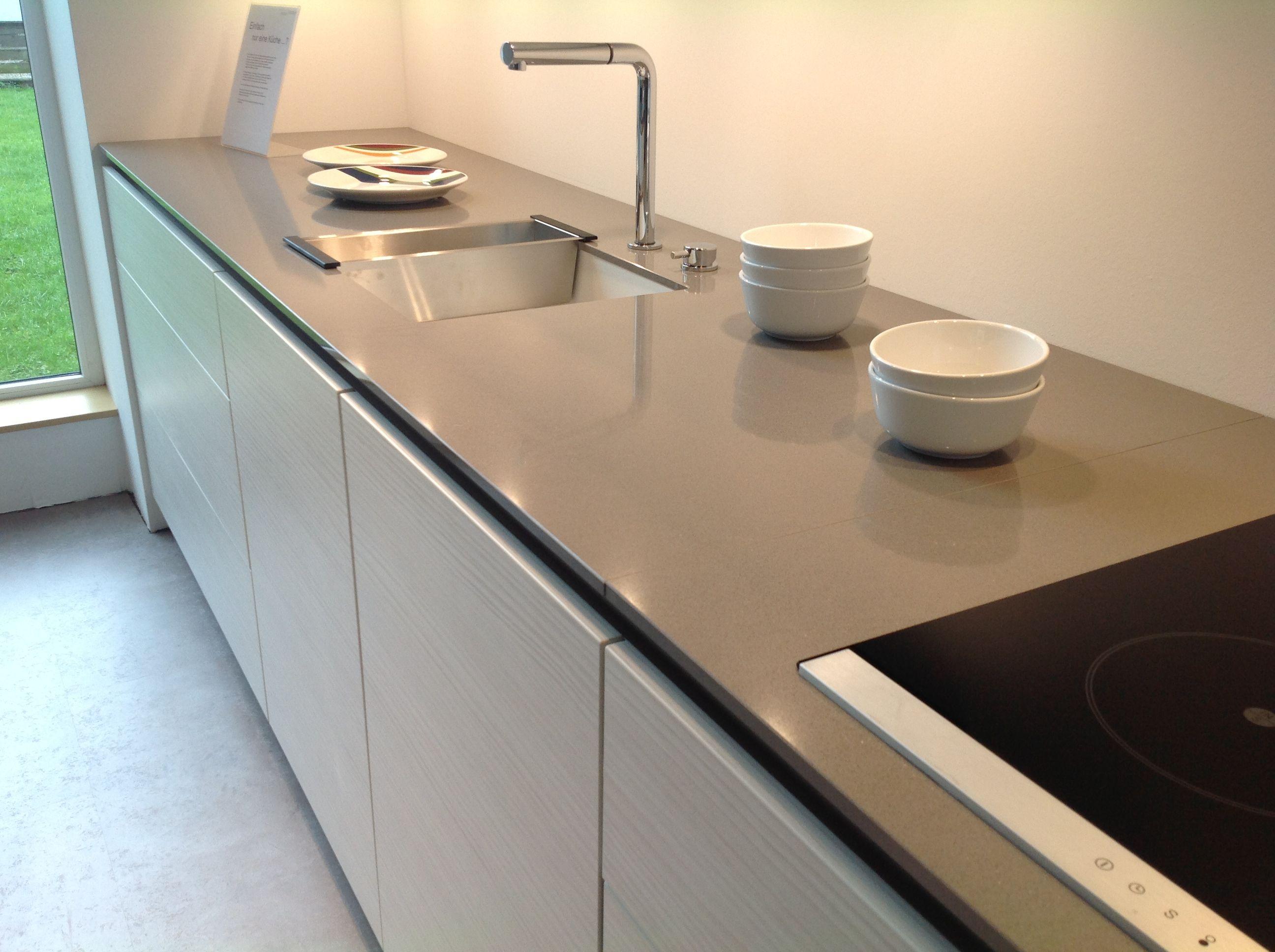 küchenarbeitsplatte aus silestone | at home | pinterest