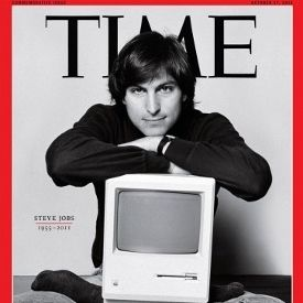 Time Magazine Stopped the Presses To Honor Steve Jobs on its Cover ...