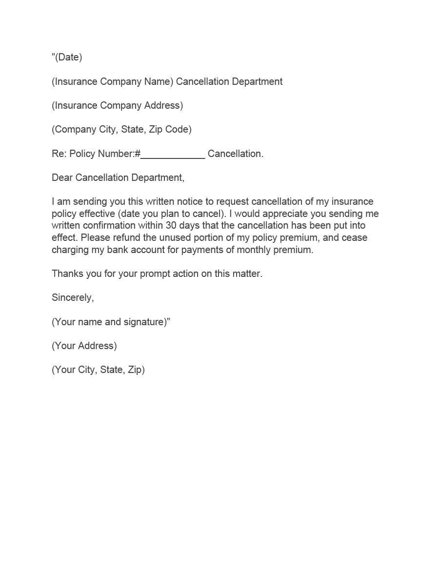 Sample Letter To Cancel Gym Membership from i.pinimg.com