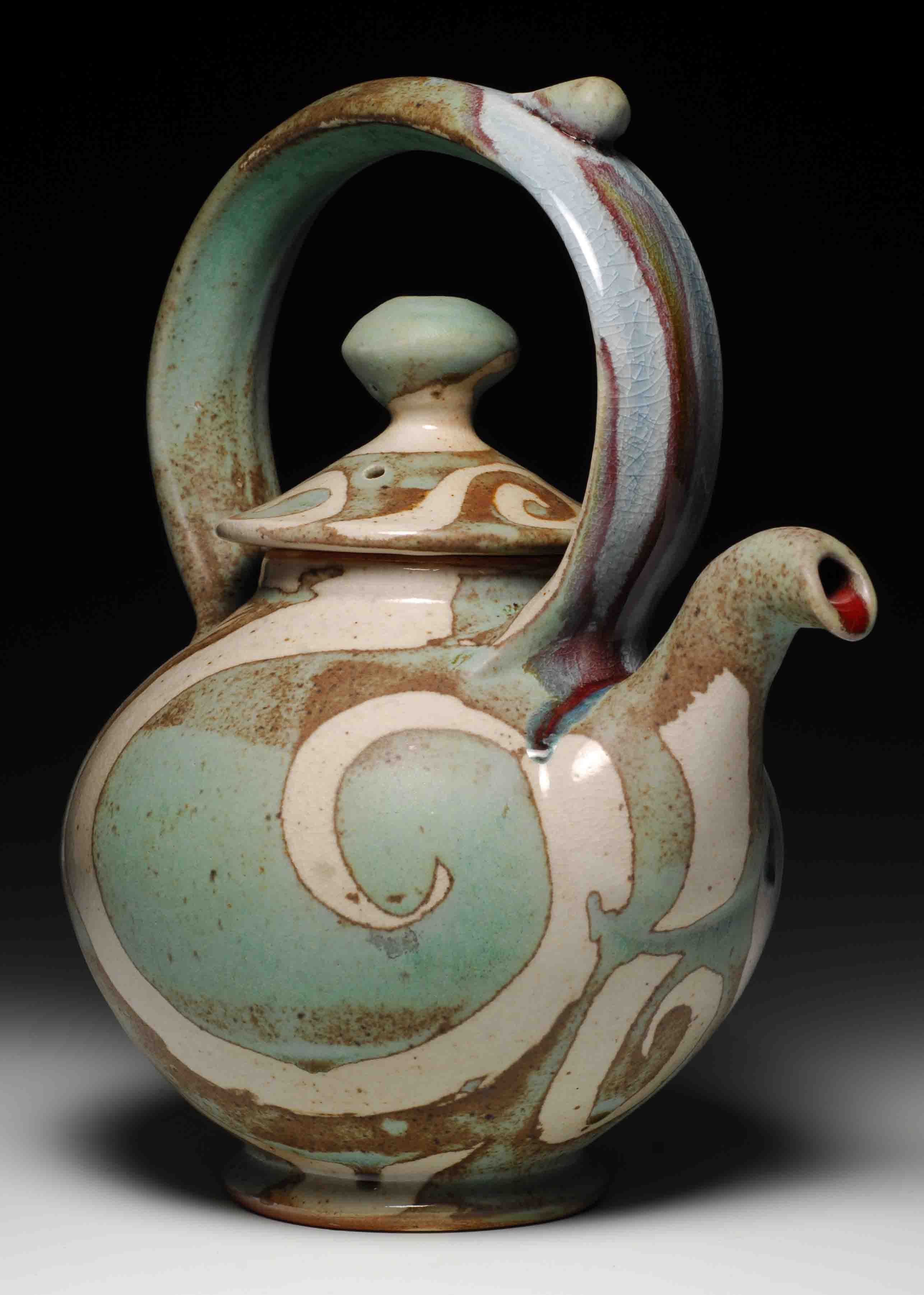 Brad Henry Pottery Tea Is The Most Commonly Consumed